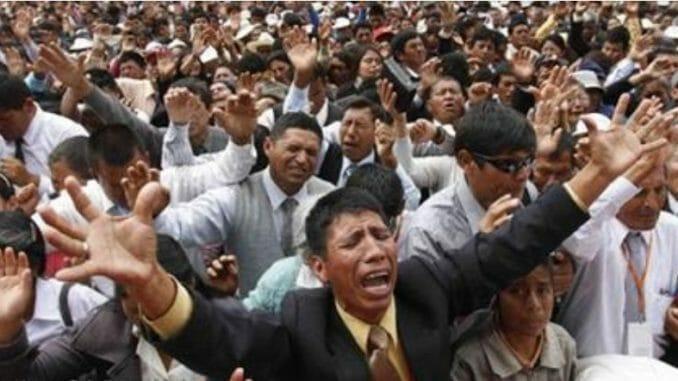 31 DE OCTUBRE DIA DE LAS IGLESIAS EVANGELICAS EN PERU