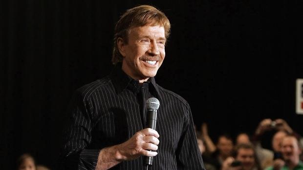 Chuck Norris es pastor de una iglesia evangélica en EEUU