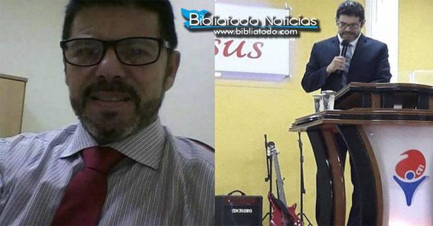 IMPACTANTE VÍDEO Pastor muere mientras predica en su Iglesia