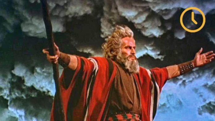 Impactante Científicos descubren como se abrió el Mar Rojo delante de Moisés e Israel