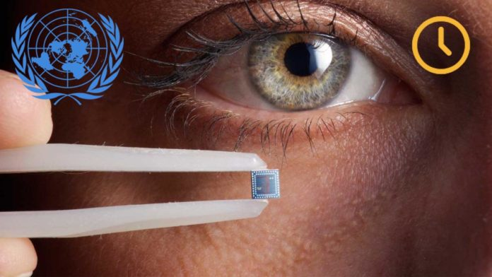 LA ONU DECRETÓ QUE LA HUMANIDAD DEBE COLOCARSE EL MICROCHIP