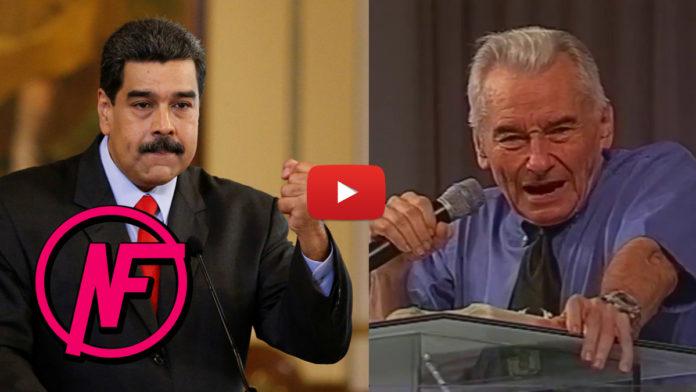 PROFECÍA DE YIYE AVILA A VENEZUELA EN 1989 ESTÁ A UN PASO DE CUMPLIRSE