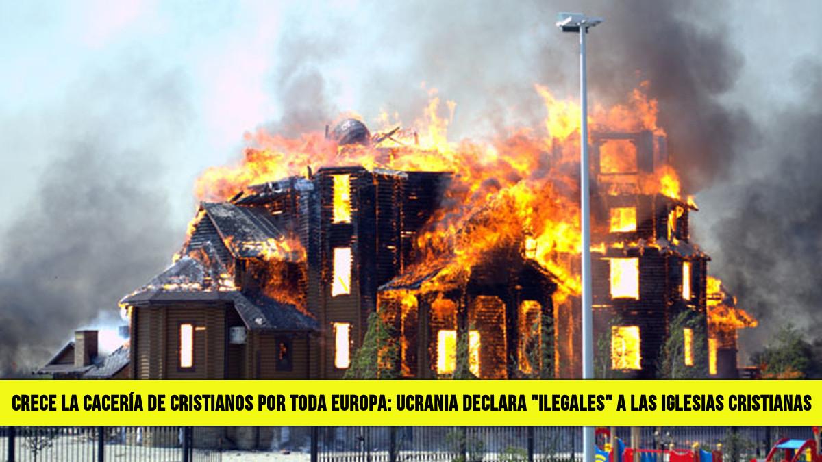 Tiempos Finales Hermano - Crece la Cacería de Cristianos por toda Europa