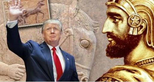Donald Trump cumplió una profecía bíblica sobre embajada de EEUU en Jerusalén