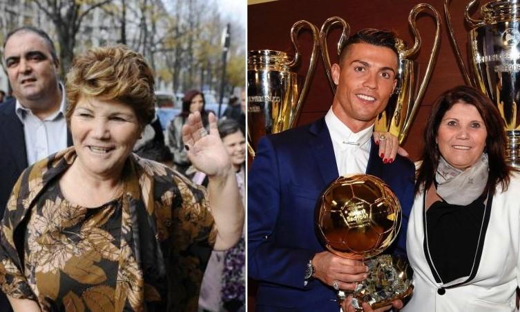 Madre de Cristiano Ronaldo Fue el hijo que Dios me dio