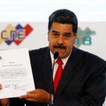 Maduro reta a Dios con una expresión que no imaginas