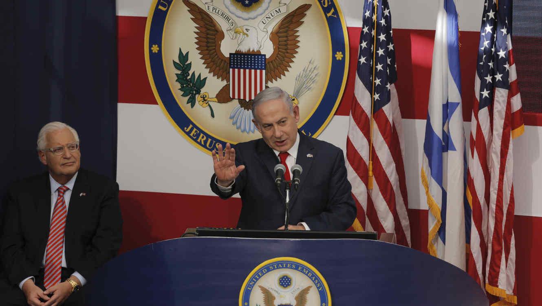 Profecias cumplida en la inauguración de la embajada en Jerusalén