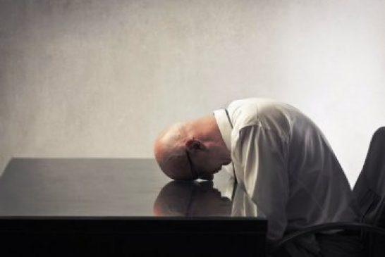 4 causas del desaliento y 4 formas de curarte de ello
