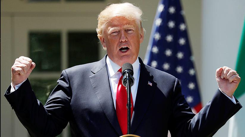 Presidente Trump recibe una enorme carta de Kim Jong-un