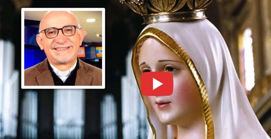 Sacerdote habla de la virgen maria ninguna imagen
