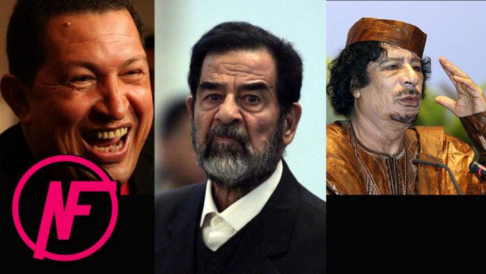 líderes políticos que maldijeron Israel