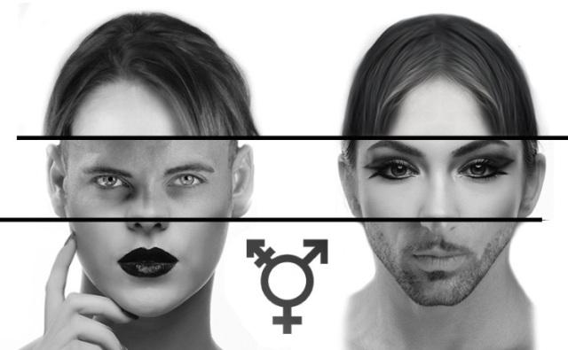 la ciencia dice que el individuo es hombre o mujer no puede probar que nace transgenero