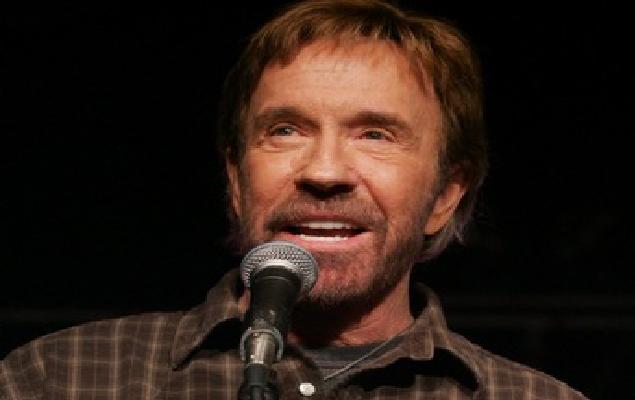 Chuck Norris reveló que toda su vida fue tímido pero que venció su timidez para poder hablar de Cristo