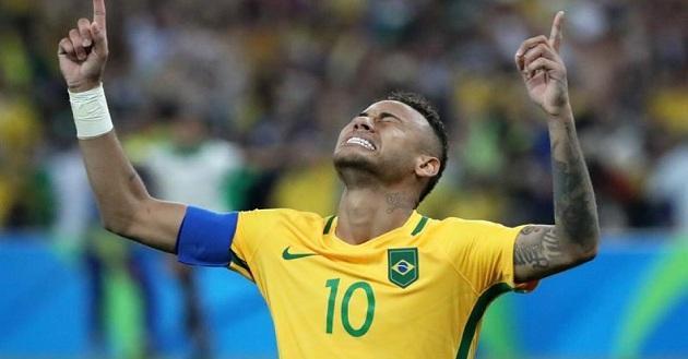 Nunca dejaré de agradecer a Dios incluso en la derrota dice Neymar