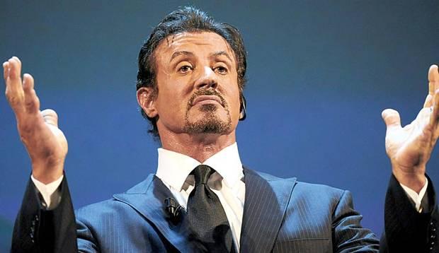 Sylvester Stallone se Convierte a Jesucristo