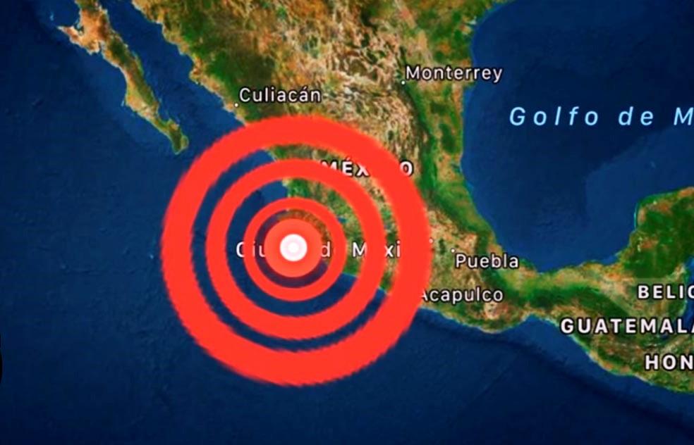 terremoto en jalisco mexico
