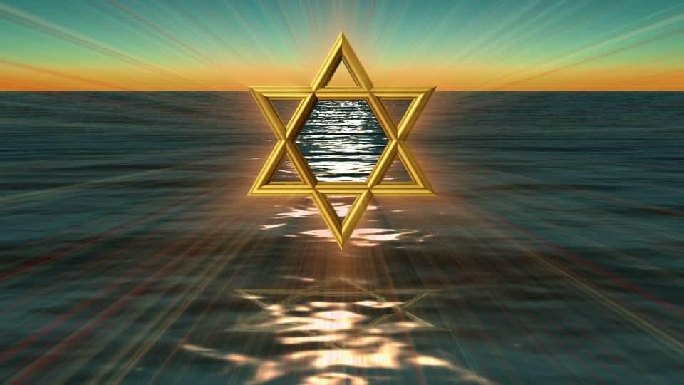 El significado de la estrella de David