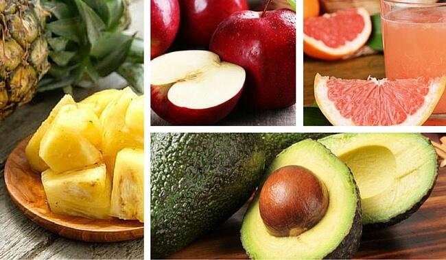 Las mejores frutas para tu organismo