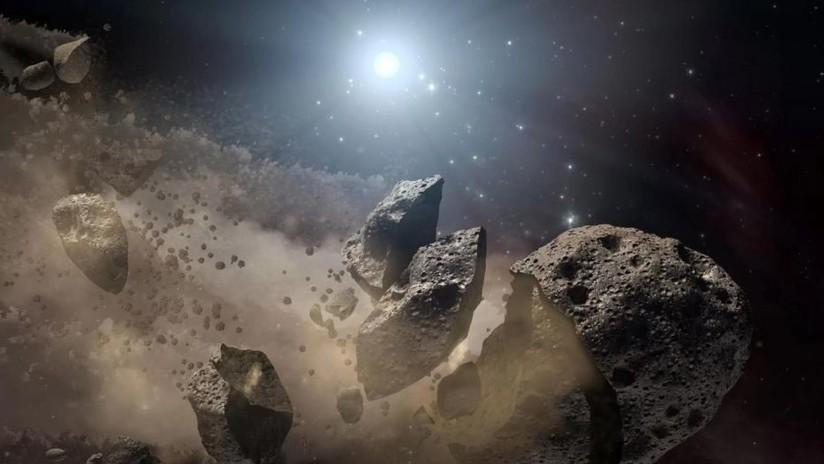 NASA Asteroide potencialmente peligroso se acercará a la Tierra este mes