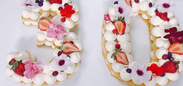 Aprende cómo hacer pasteles o tartas con forma de números