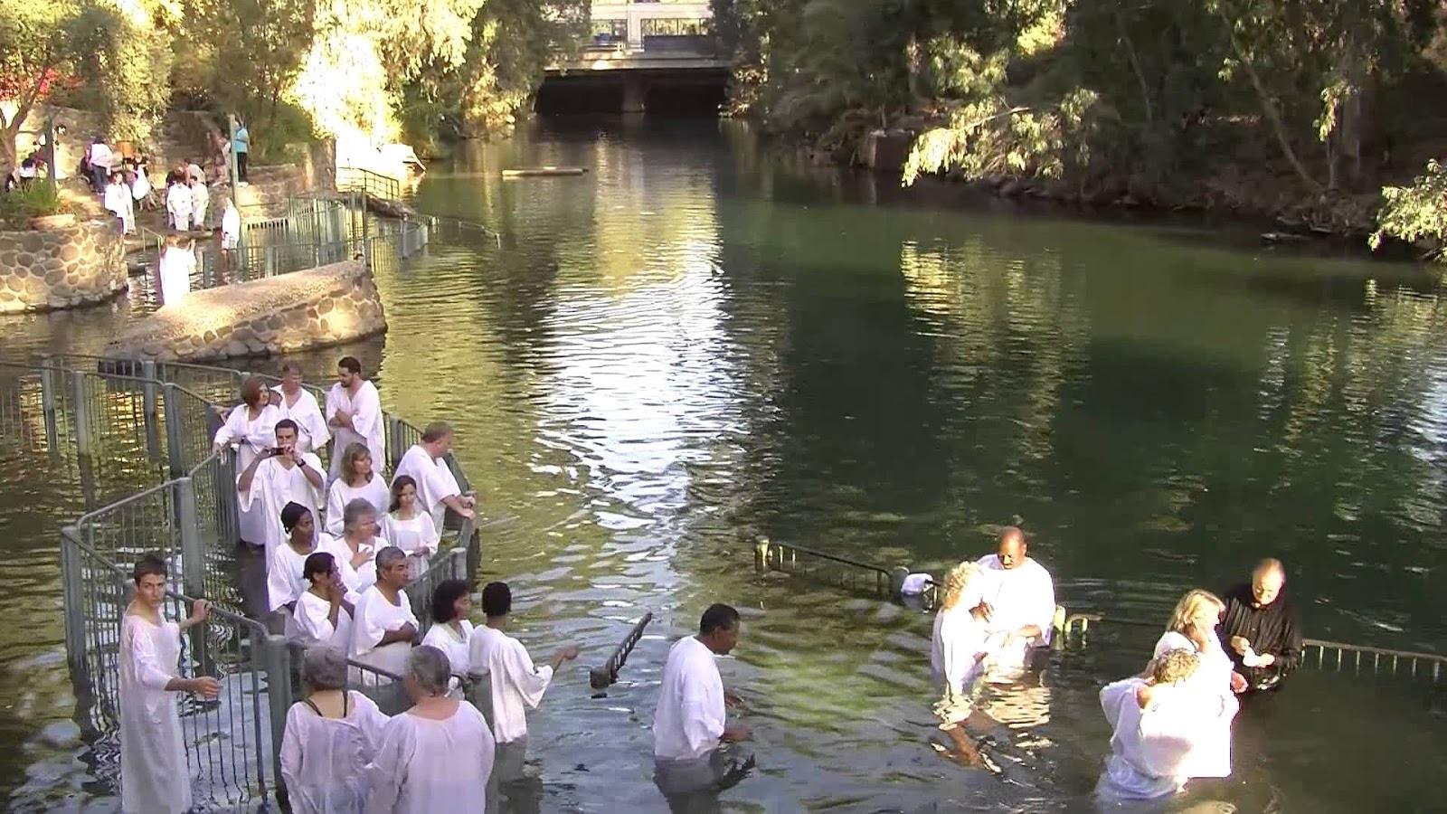 El río Jordán una verdadera bendición para Israel