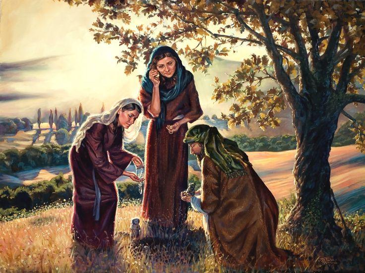 Jacob y Raquel la historia de amor más extraordinaria de la biblia