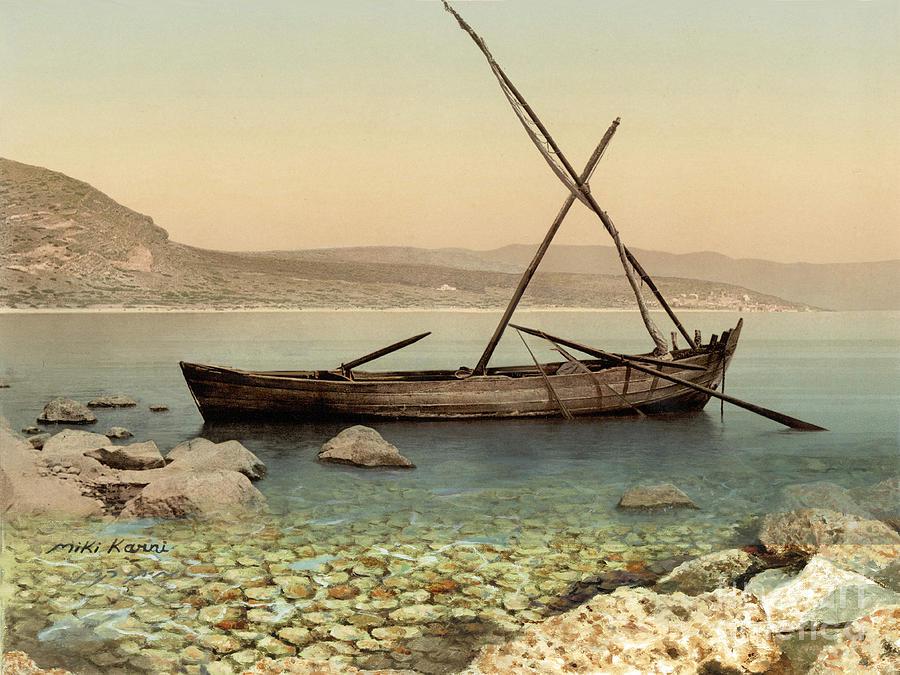 Las aguas del Mar de Galilea esconden un secreto que cautiva a los cristianos