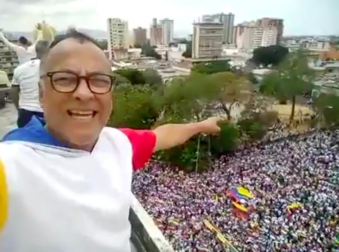 Oraciones por venezuela