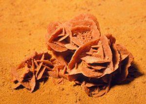 Rosa de las Arenas o rosa del desierto