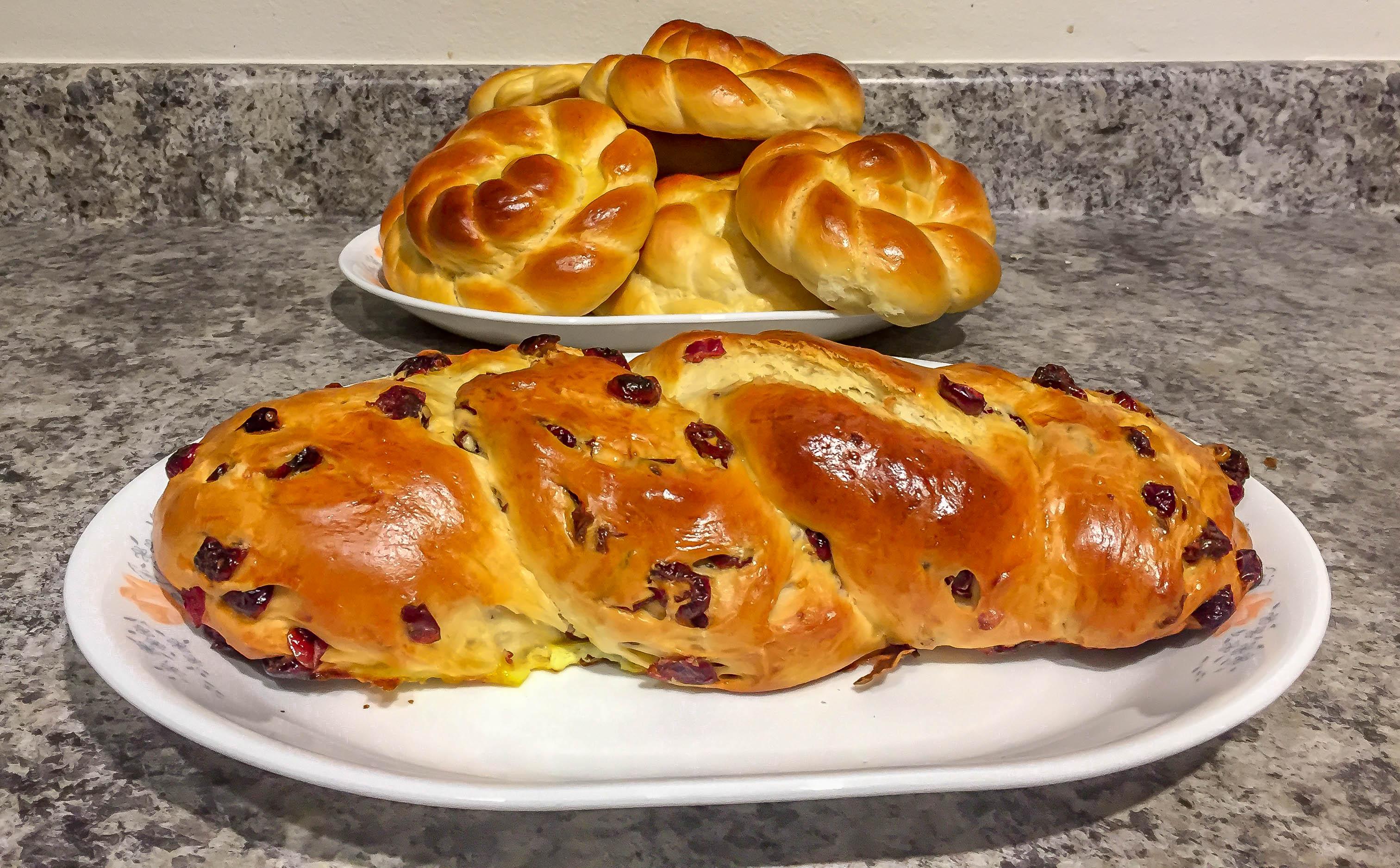 Te enseñamos a hacer el Pan de Shabat (Jalah)