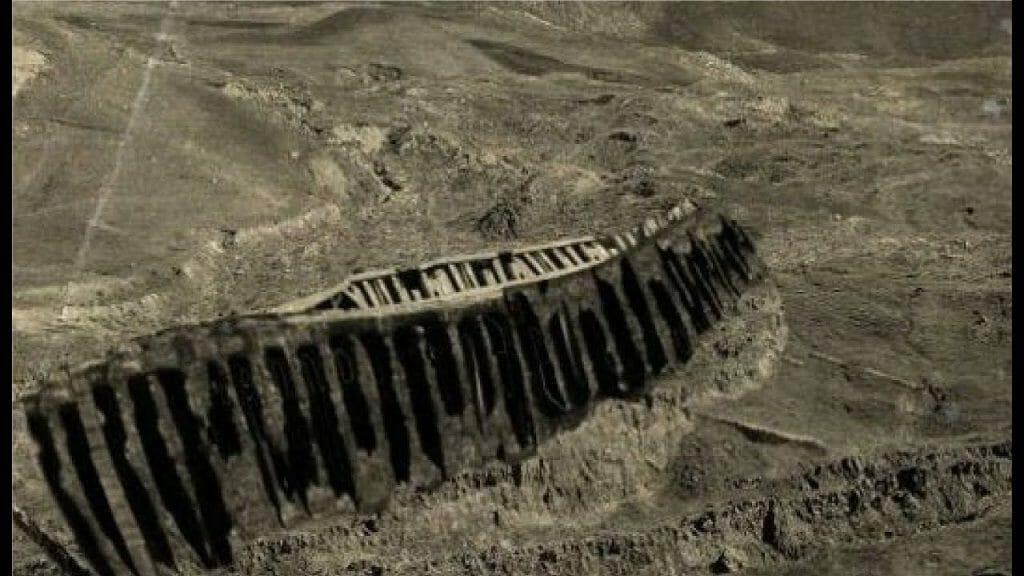 Arqueólogos encontraron el Arca de Noé en Turquía