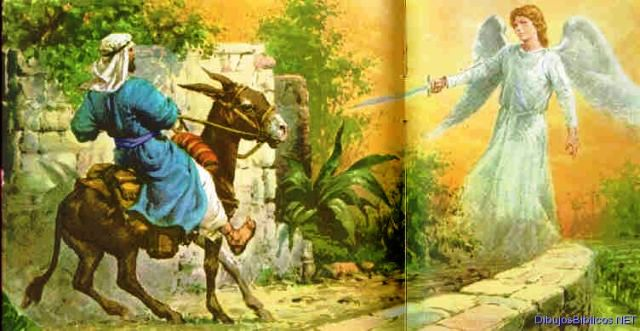 Balaam un profeta arrogante que recibió una lección de Dios