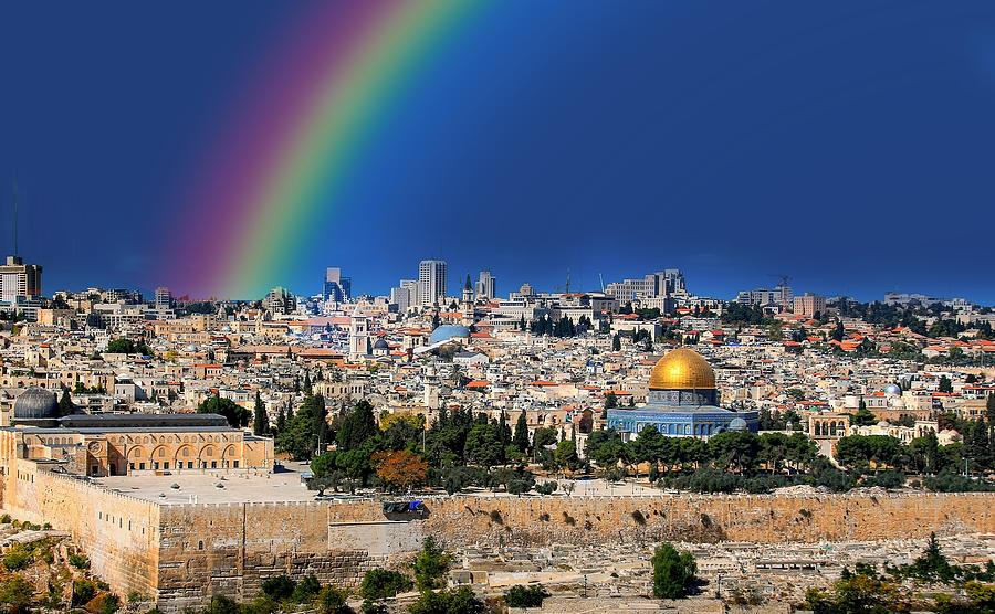 El Arco Iris La señal del Pacto entre Dios y la humanidad