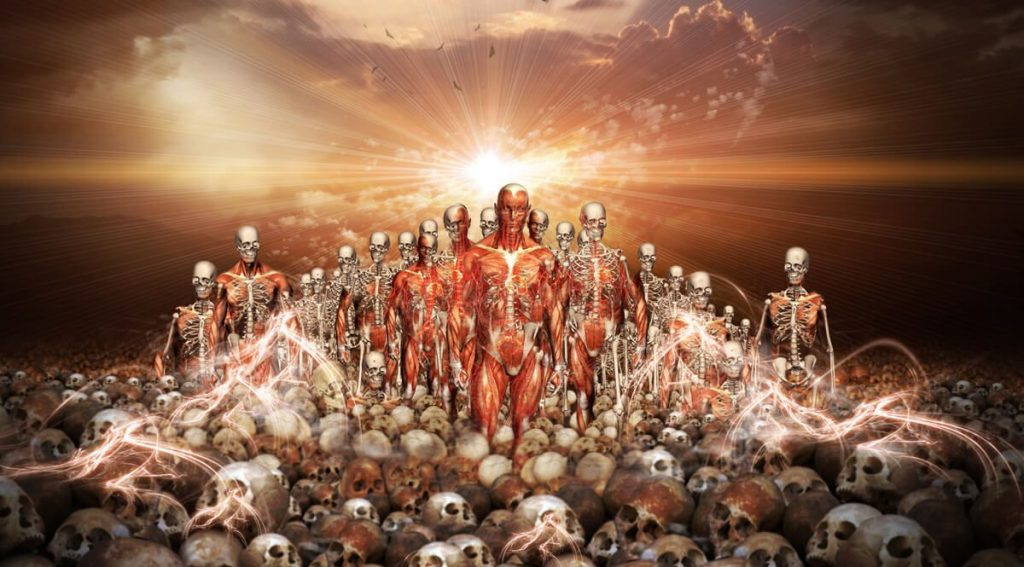 Mira lo que pasa Cuando Obedeces la voz de Dios Ezequiel 37