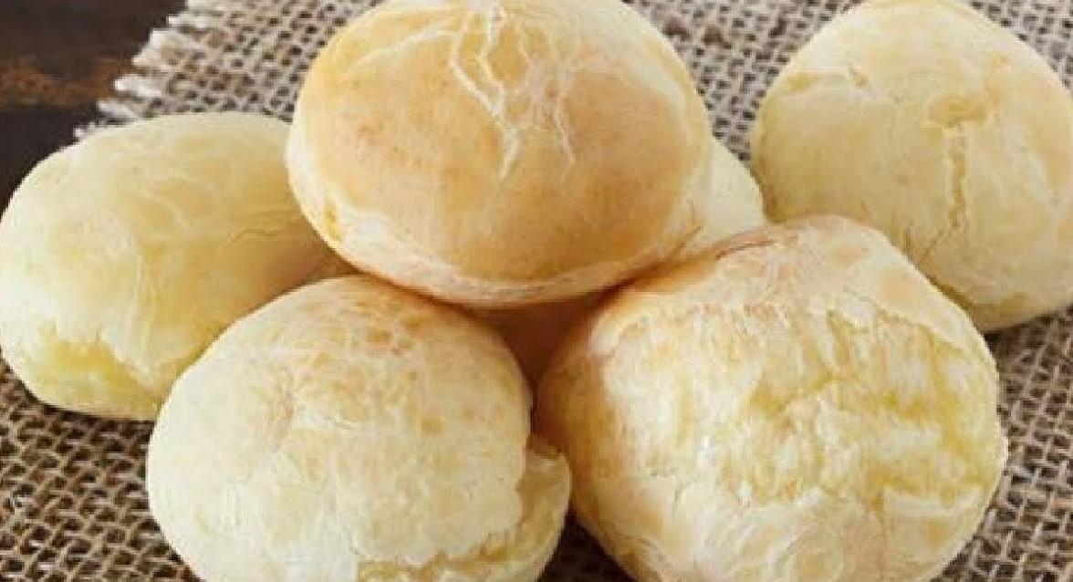Pan de 3 ingredientes