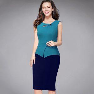 elegante faldas para ir a la iglesia y diferentes ocaciones