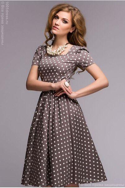 vestidos bonitos para ir a la iglesia elegante