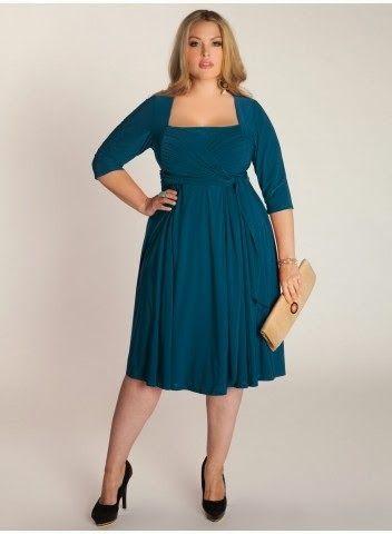 vestidos para mujeres gordita cristianas