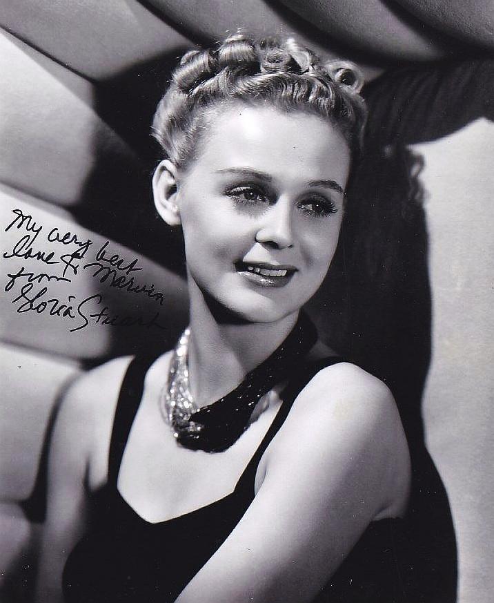Joven Gloria Frances Stewart pelicula titanic