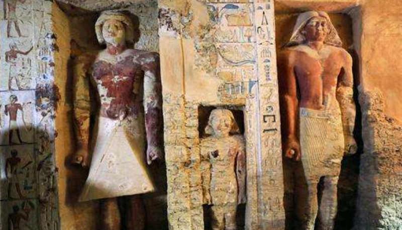 tesoro en egipto