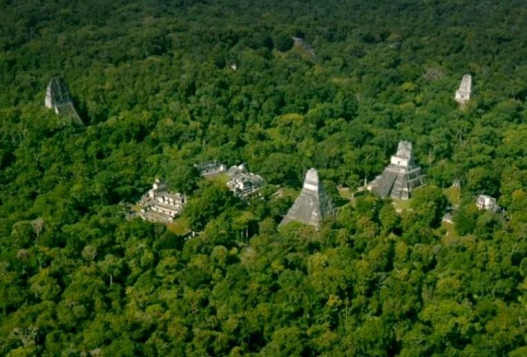 ciudad maya descubierta
