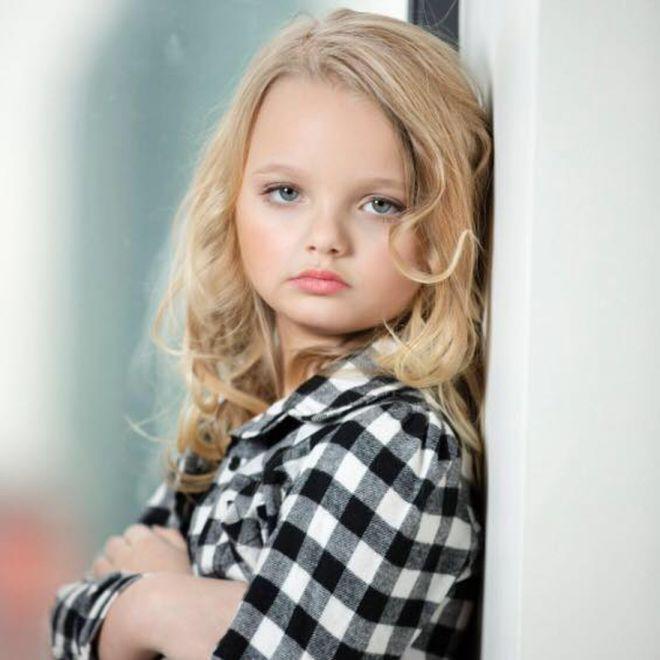 ira la niña más linda del mundo