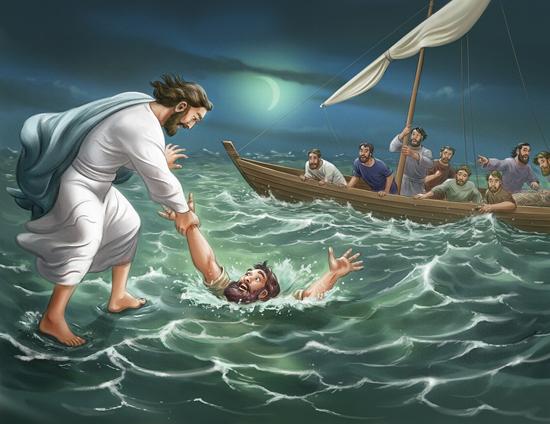 tener paz en medio de la tribulación