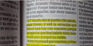 Exodo14 13-14
