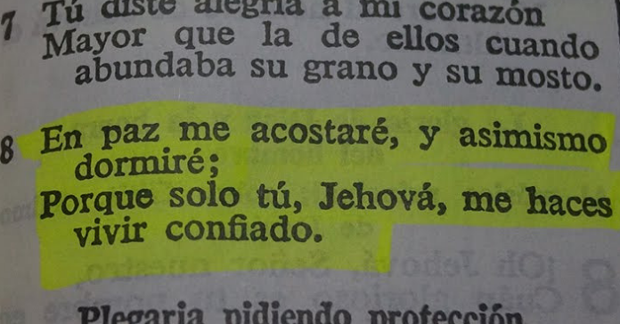 Salmos 4