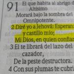 Salmos 91 2