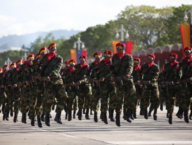 ejercito de venezuela