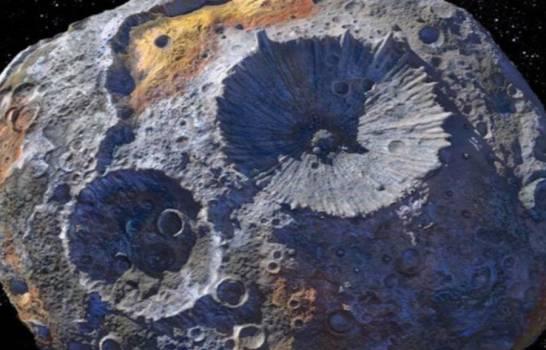 La NASA identifica asteroide que pudiera hacer millonario a todos en la Tierra.