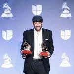 Gracias a Jesús mi Señor porque todo mi talento proviene de Él dijo Juan Luis Guerra al ganar dos Grammys