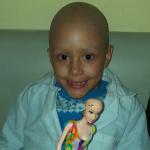 Tiene 8 años superó 52 quimios y venció el cáncer